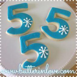 Frozen Sugar Cookies