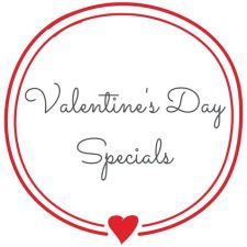 Butter In Love Valentines Day Specials