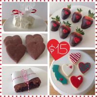 Valentines Day Treat Box