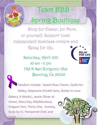 Spring Boutique Banning
