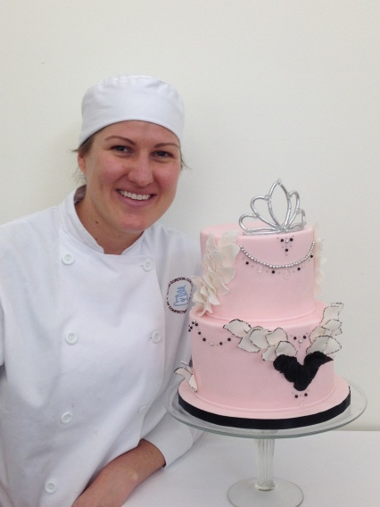 Final cake at BGC!