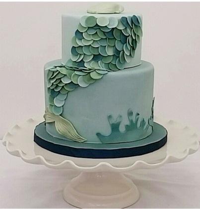 My classmate, Magi's, cake.