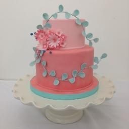 Final cake.
