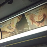 Spotted on the subway in TO.